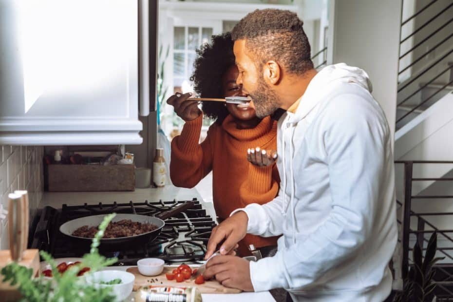 How to keep the spark alive and transform your relationship when you're living together